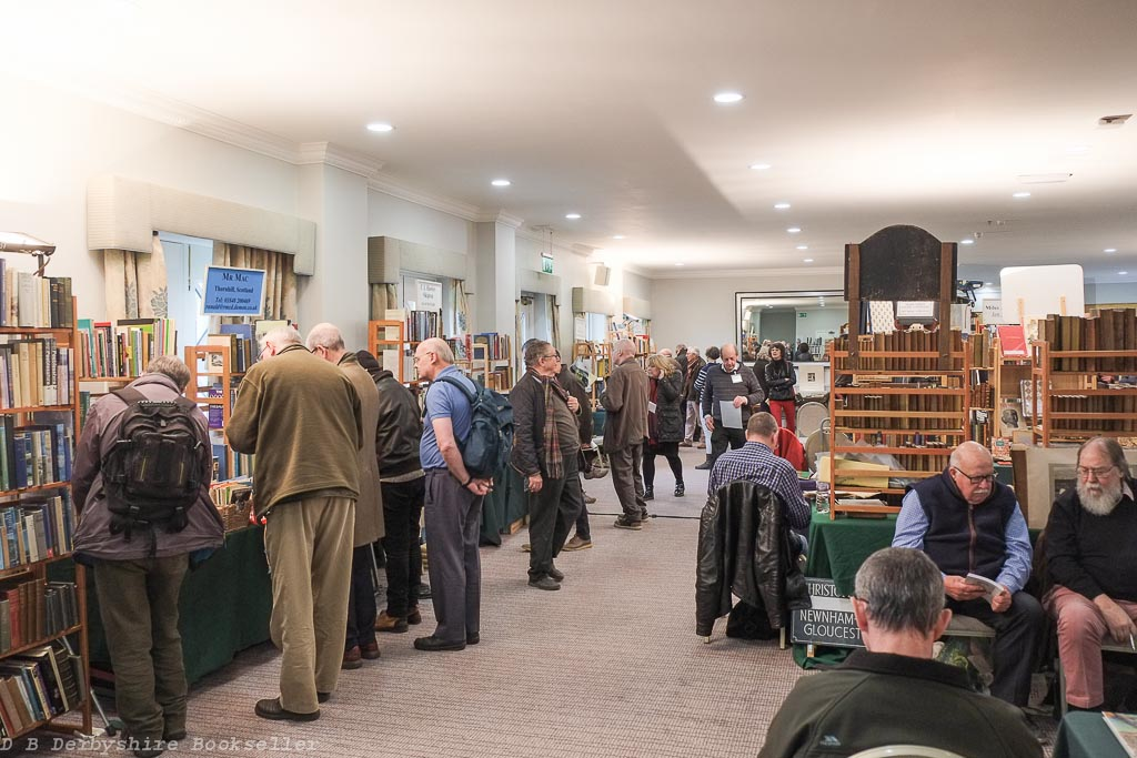 Harrogate Book Fair 2020 | PBFA