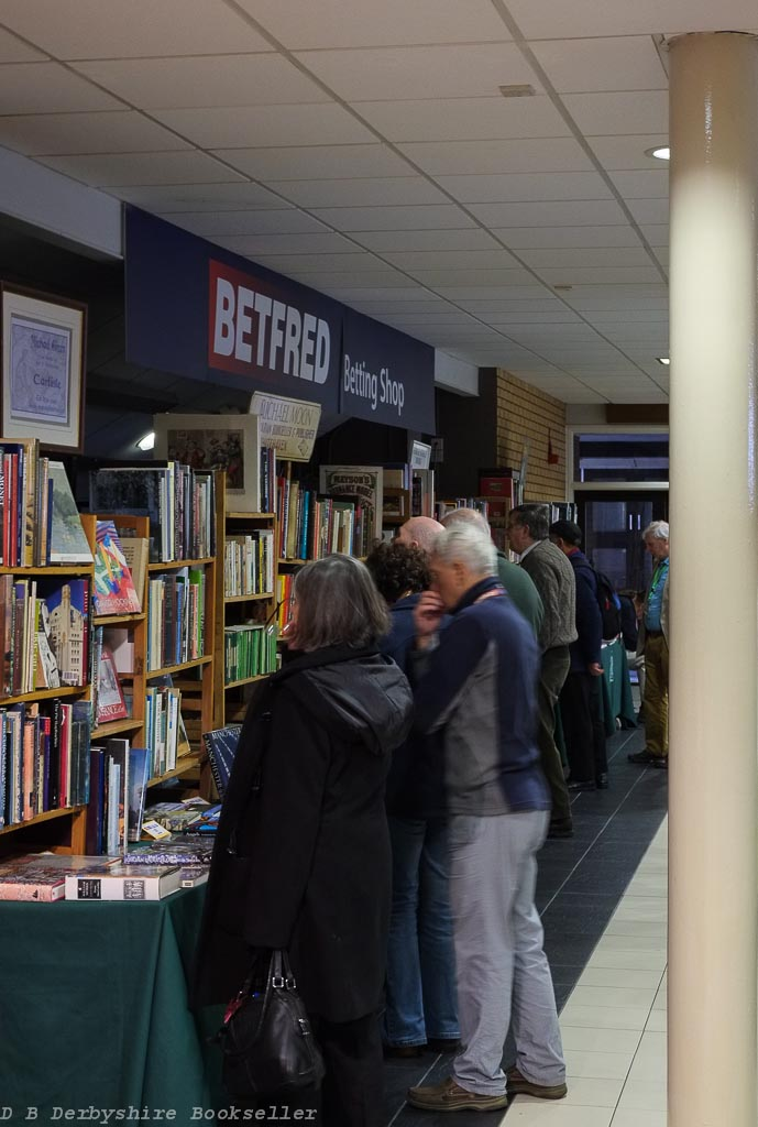 Haydock Book Fair | 7 November 2015