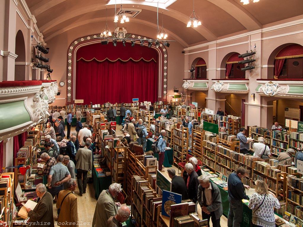 Ilkley Book Fair | 2015