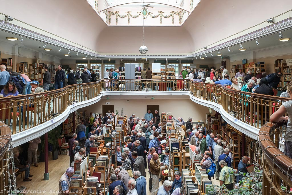 Ilkley Book Fair | 2016