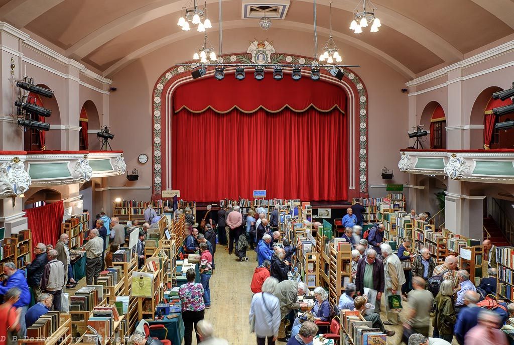 Ilkley Book Fair | 2017