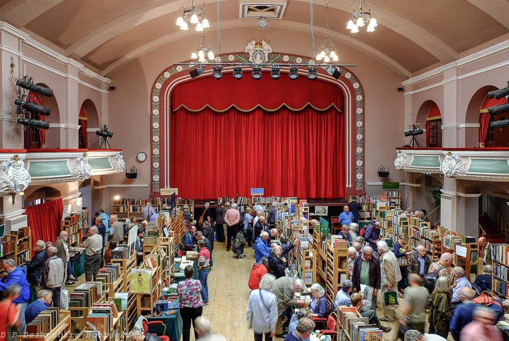 Ilkley Book Fair | 2017