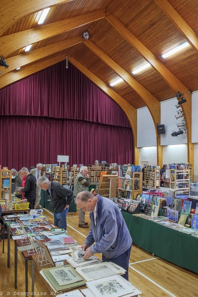Ingleton Book Fair   6th August 2017