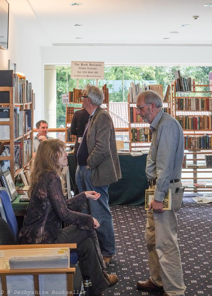 York Book Fair 2017 | York National | PBFA