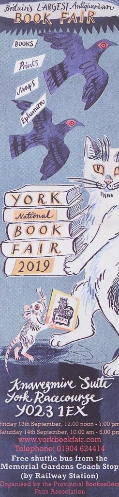 York Book Fair | 2019