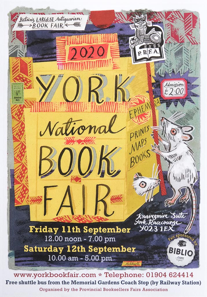 York Book Fair | 2020