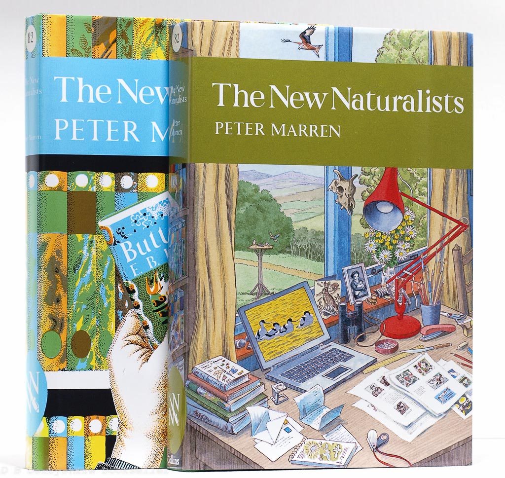 The New Naturalist Series   Published by Collins   HarperCollins