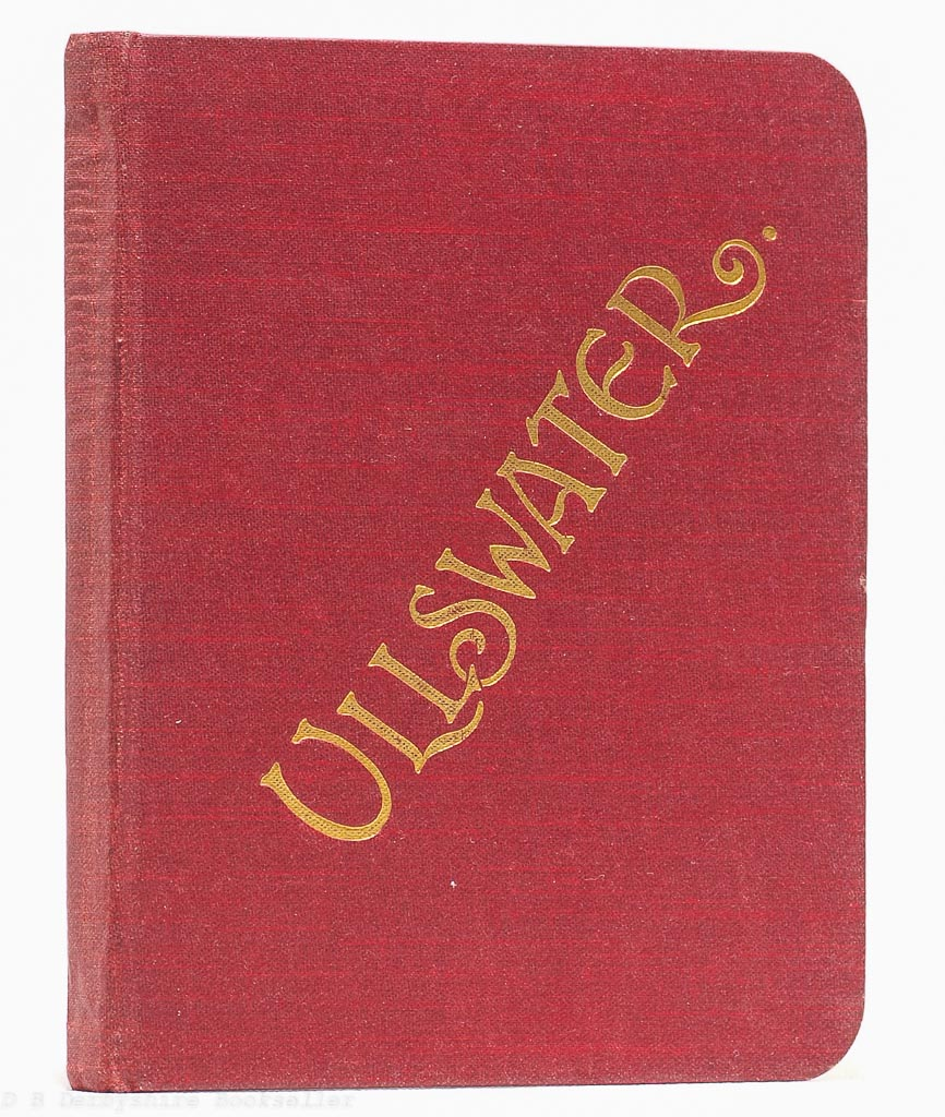 Souvenir and Guide to Ullswater   Official Guide Ullswater Steam Navigation Company   circa 1900s/1910s