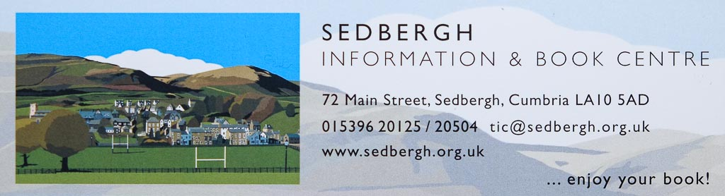 Sedbergh Information and Book Centre | Bookmark