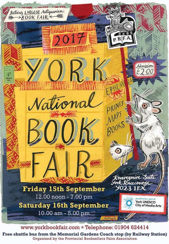 York Book Fair | 2017